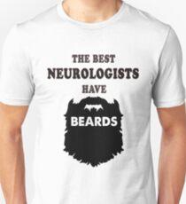 Neurologist gift beards, Neurology Doctor t shirt T-Shirt