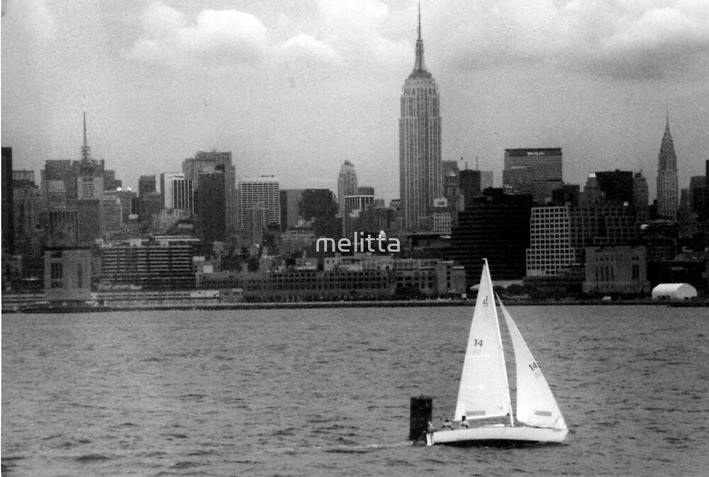 New York City  by melitta