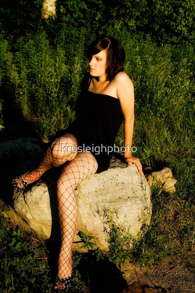 waiting by krysleighphoto