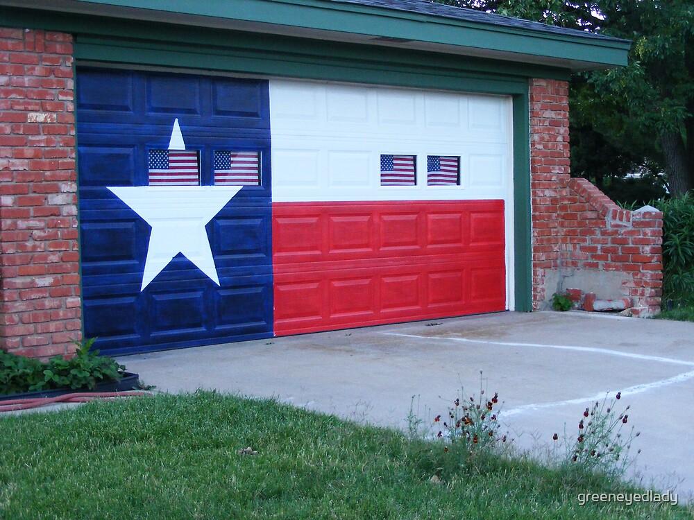 Everything's Bigger In Texas by greeneyedlady