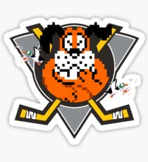 Mighty Duck Hunt Sticker