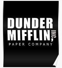 The Office Dunder Mifflin Poster