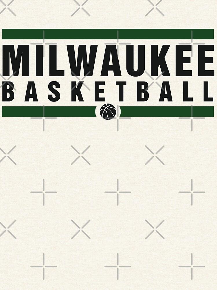 Milwaukee Basketball Design von Diardo