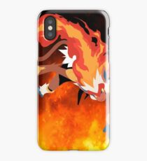 """Blaze"" Infernape Pokémon iPhone Case/Skin"