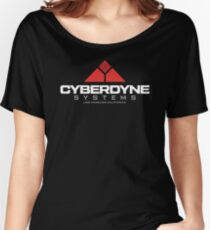 Terminator - Cyberdyne Systems White Women's Relaxed Fit T-Shirt