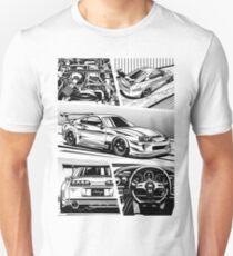 Supra. Details (transparent background) Unisex T-Shirt