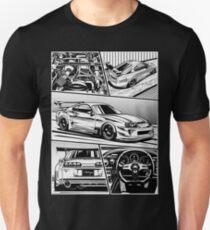 Supra. Details (white background) Unisex T-Shirt