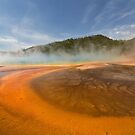 Grand Prismatic Spring by Yair Karelic