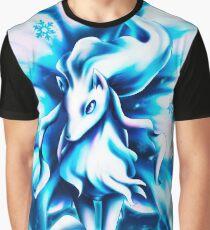 Ninetales Alola Pokémon Graphic T-Shirt