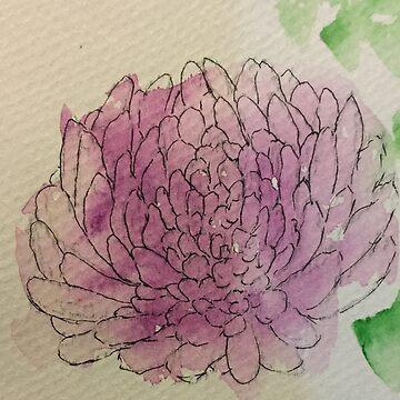 Chrysanthemum  by Tarasadventure
