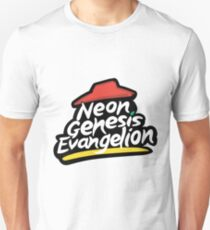 Pizza Hut Evangelion T-Shirt