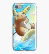 Raichu Alola Pokémon Sun and Moon iPhone Case/Skin