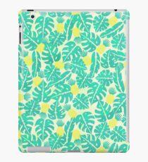 Tropical pinnaples iPad Case/Skin