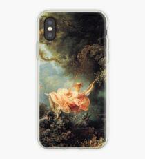 Vinilo o funda para iPhone El columpio de Jean-Honoré Fragonard