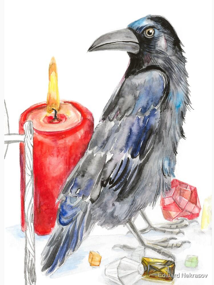 Raven by Sadykova