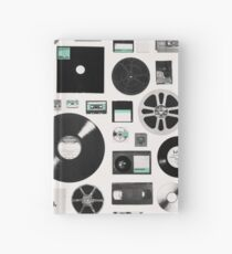 Data Hardcover Journal