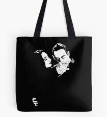 Gomez y Morticia Tote Bag