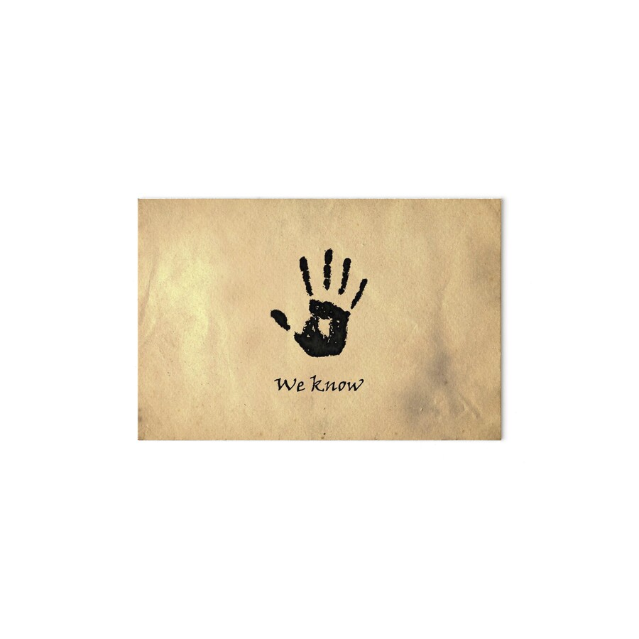 The Elder Scrolls V: Skyrim - Dark Brotherhood Black Hand \