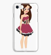 Corset Dress iPhone Case/Skin
