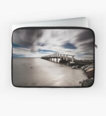 Grantville pier Laptop Sleeve