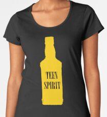 Teen Spirit [Yellow Bottle] Women's Premium T-Shirt