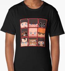 TF2 BoxFace 1 Long T-Shirt