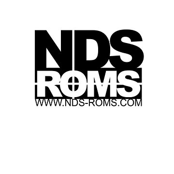NDS-ROMS White by fyredesign