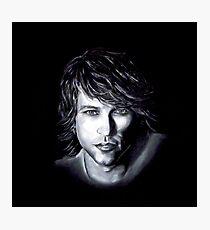 Jon Bon Jovi Photographic Print