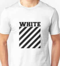 Off-white logo stripes T-Shirt