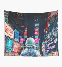 Another Night Wall Tapestry