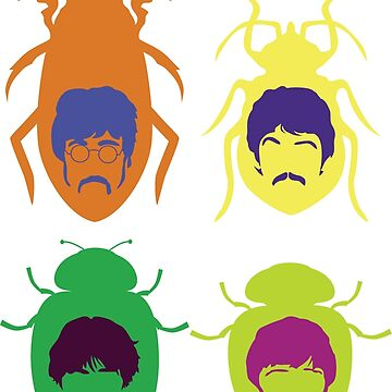 Beetles by Jocko