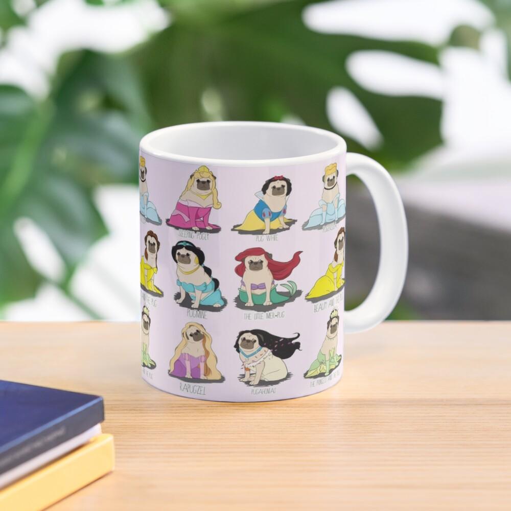 Pug Princesses Mug
