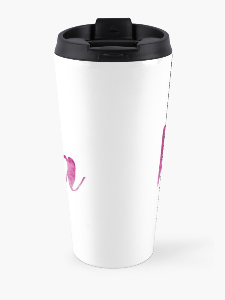 Alternate view of Kappa sticker: mix and match sorority series Travel Mug