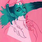 Poppy by Miss E by art-by-miss-e