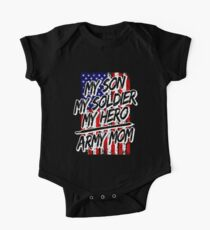 Army Mom Kids Clothes