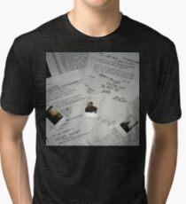 XXXTentacion -  17 Tri-blend T-Shirt