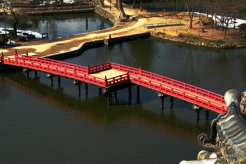 red bridge by leonoel