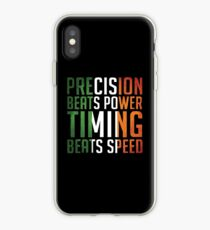 Conor McGregor Precision Beats Timing iPhone Case