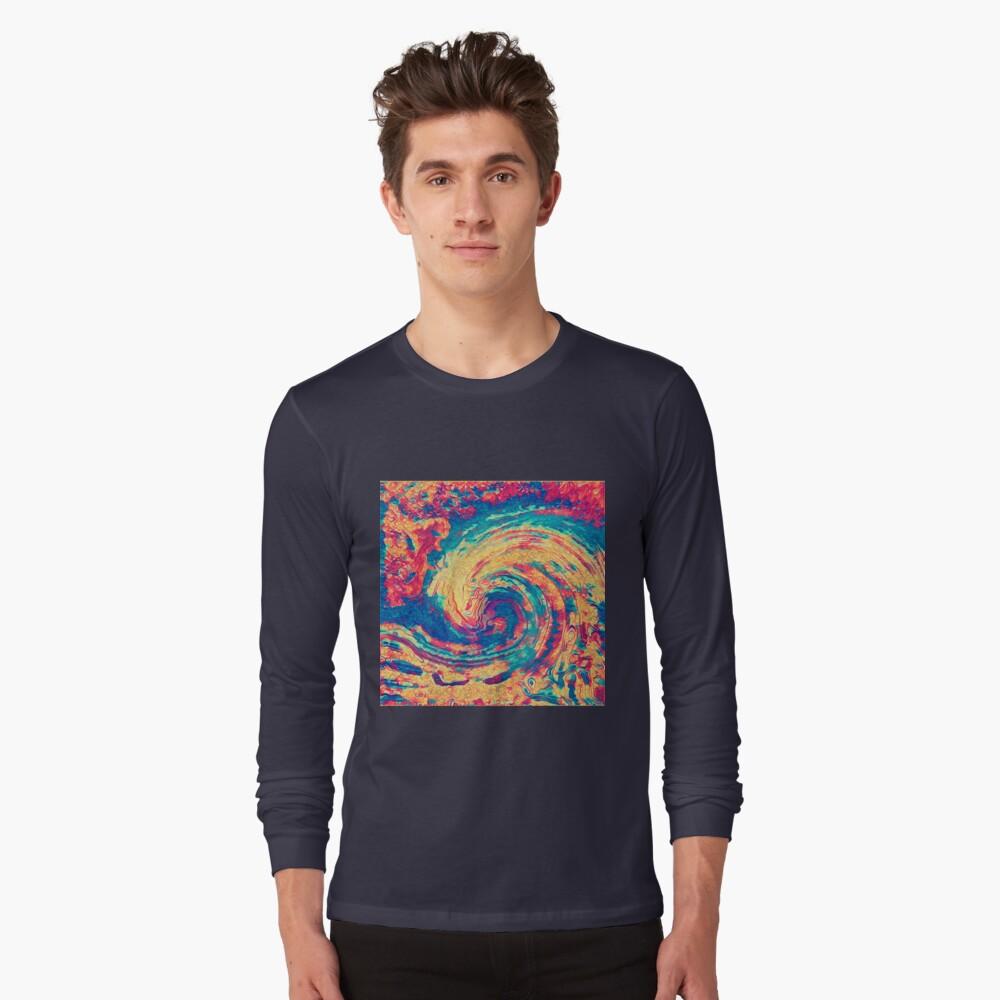King wave Long Sleeve T-Shirt