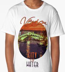 Venice city of water Long T-Shirt