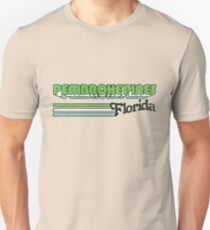 Pembroke Pines, FL | City Stripes T-Shirt