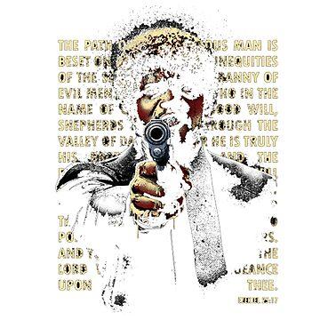 Pulp Fiction - Jules by ColioMango