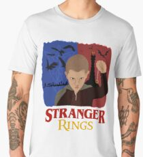 Stranger Rings Men's Premium T-Shirt