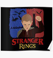 Stranger Rings Poster
