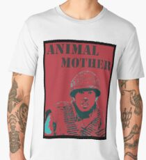 Full metal jacket- Animal Mother Men's Premium T-Shirt