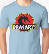 Dracarys - Mother of Dragons in the Park of Jurassic Dragons! T-Shirt