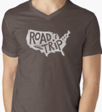 Road Trip USA - blue T-Shirt