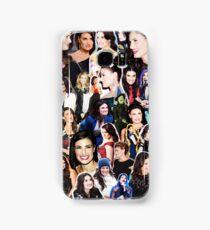 the original green girl Samsung Galaxy Case/Skin
