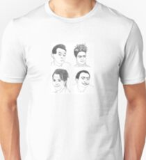 Schiele, Kahlo, Emin and Dali  T-Shirt