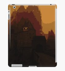 A place of flame and tears iPad Case/Skin